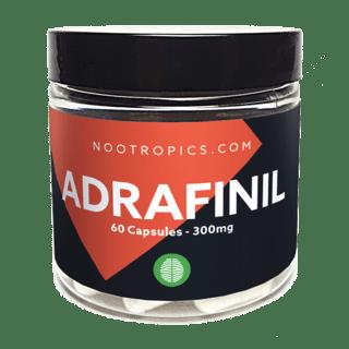 Adrafinil Modafinil Precursor Nootropics Com