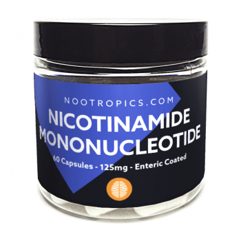 Nicotinamide Mononucleotide (NMN) nootropic capsules 125mg
